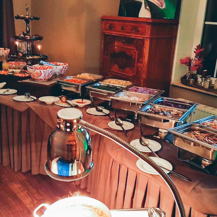 catering strandhotel vier jahreszeiten hotel buckow food c