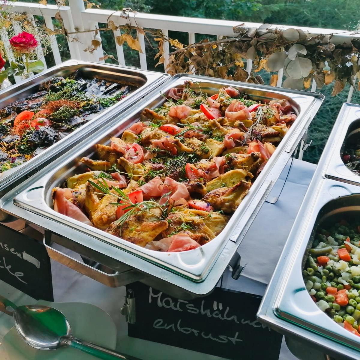 catering strandhotel vier jahreszeiten hotel buckow food f