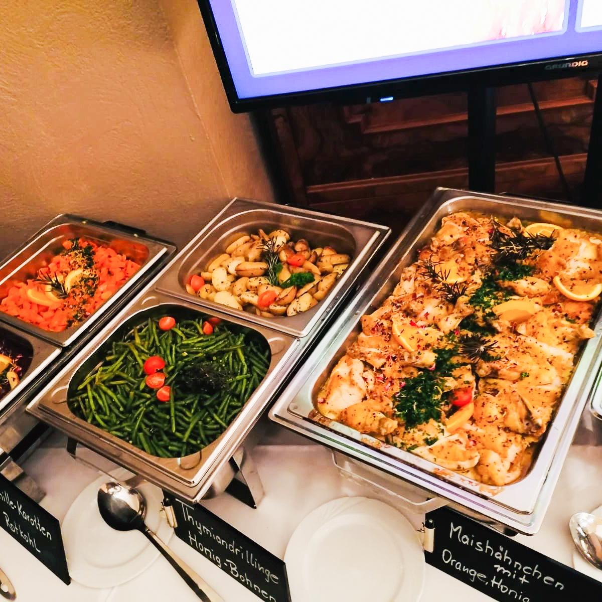 catering strandhotel vier jahreszeiten hotel buckow food i