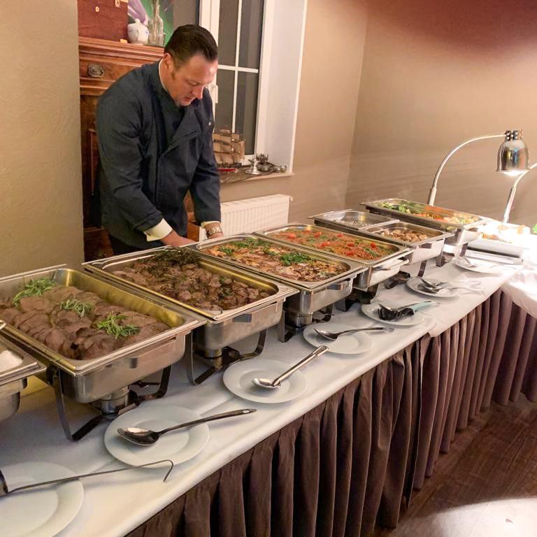 catering strandhotel vier jahreszeiten hotel buckow food k