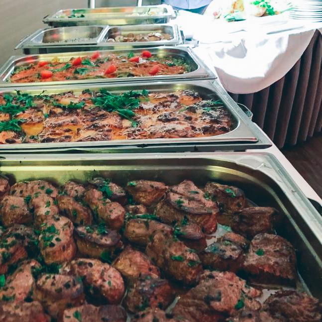 catering strandhotel vier jahreszeiten hotel buckow food l