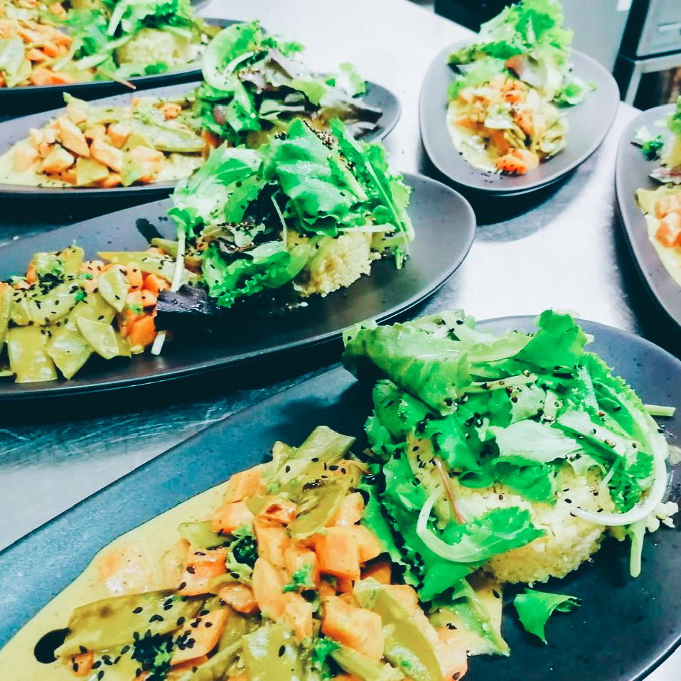 catering strandhotel vier jahreszeiten hotel buckow food m
