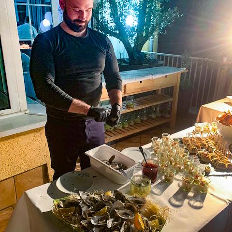 events food inspiration strandhotel vier jahreszeiten ort buckow restaurant b