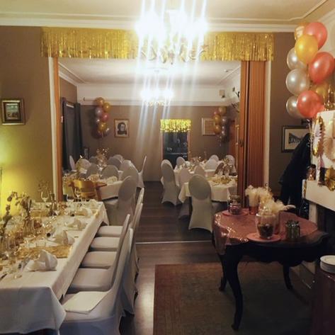 familienfeier inspiration strandhotel vier jahreszeiten ort buckow restaurant ba