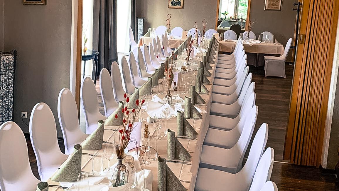 festliche raeume buckow strandhotel vier jahreszeiten ort buckow restaurant c