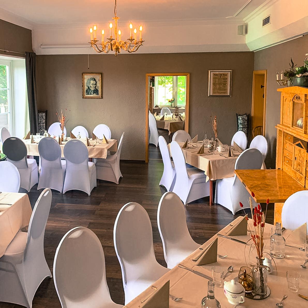 gastro raeume inspiration strandhotel vier jahreszeiten ort buckow restaurant d