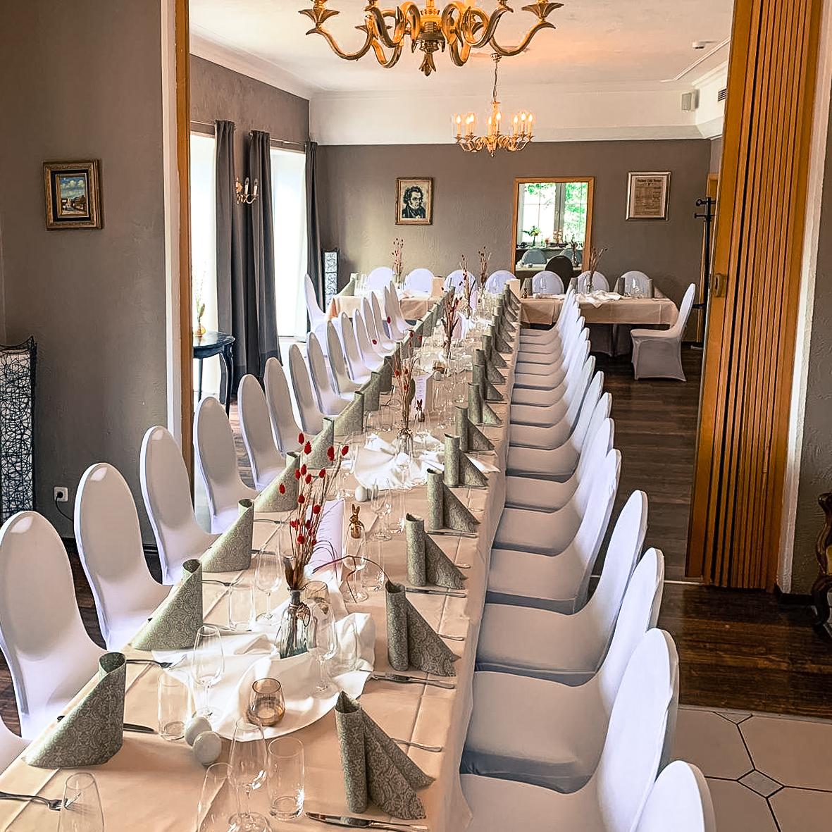 gastro raeume inspiration strandhotel vier jahreszeiten ort buckow restaurant e