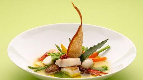 gastronomie food inspiration strandhotel vier jahreszeiten ort buckow restaurant b