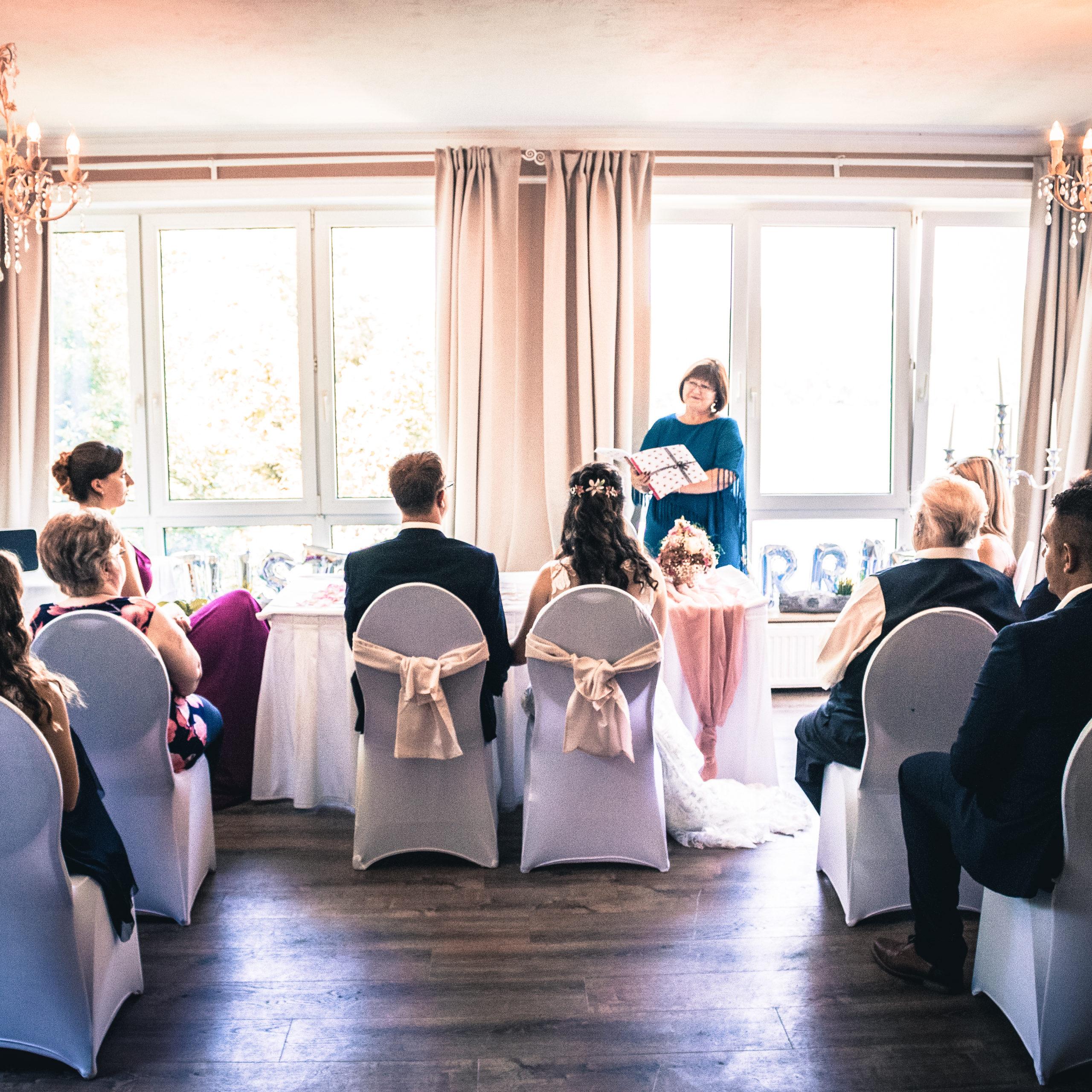 Strandhotel Vier Jahreszeiten - Hochzeitsimpression