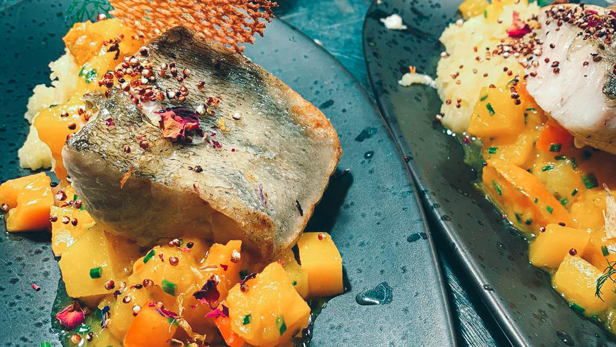 restaurant ten inspiration strandhotel vier jahreszeiten hotel buckow food d