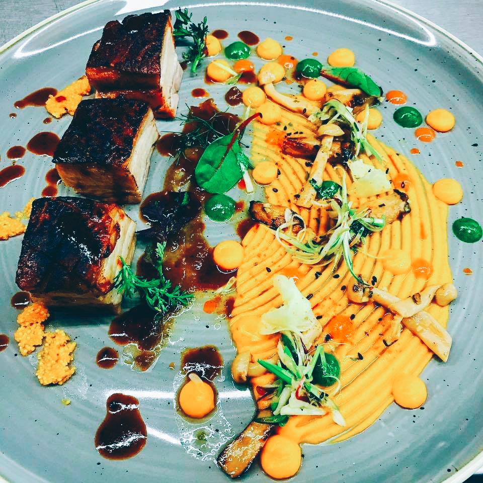 restaurant ten strandhotel vier jahreszeiten hotel buckow food b