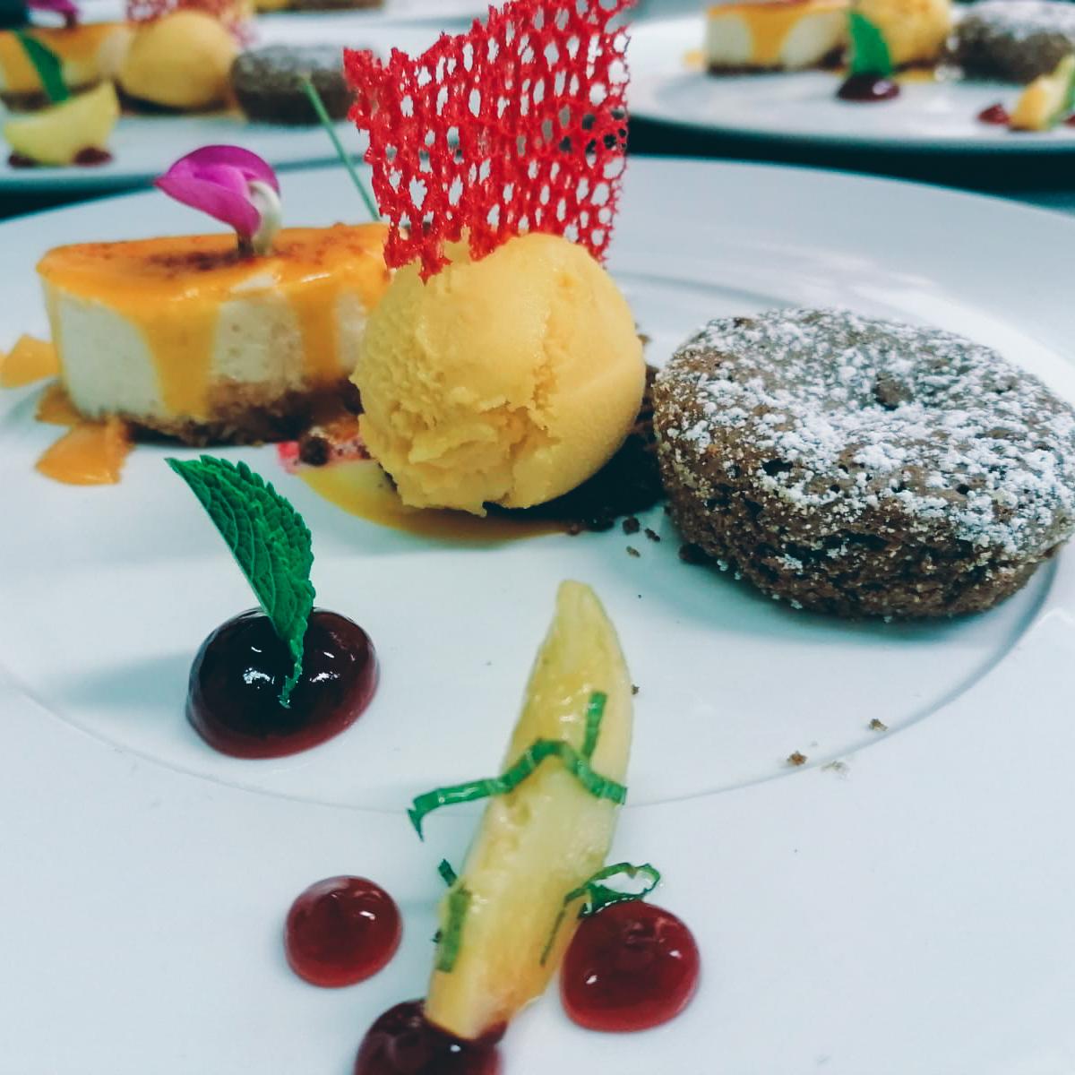 restaurant ten strandhotel vier jahreszeiten hotel buckow food d