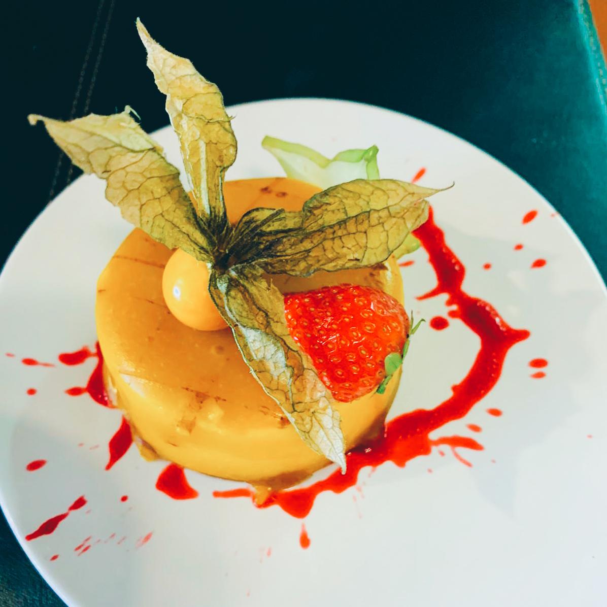 restaurant ten strandhotel vier jahreszeiten hotel buckow food h