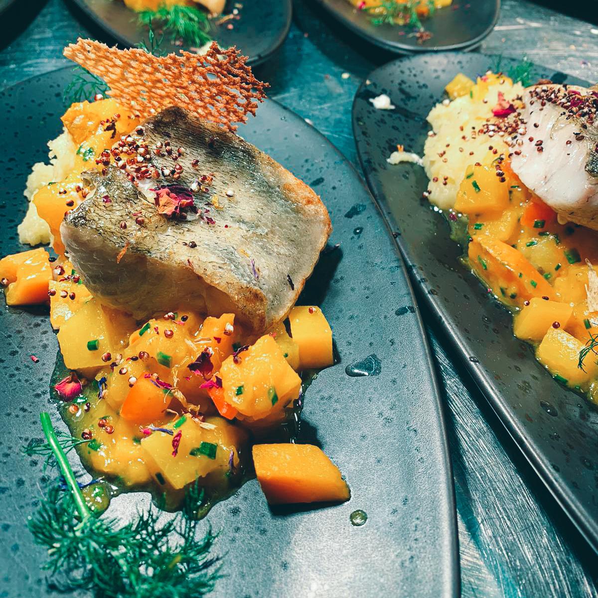 restaurant ten strandhotel vier jahreszeiten hotel buckow food l