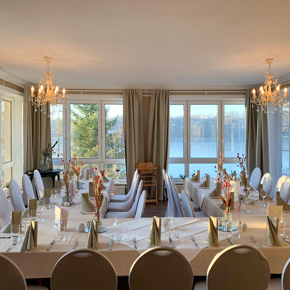 seezimmer impressionen buckow strandhotel vier jahreszeiten ort buckow restaurant a