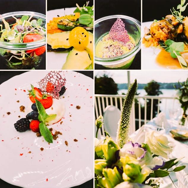 vegane kueche buckow strandhotel vier jahreszeiten ort buckow restaurant