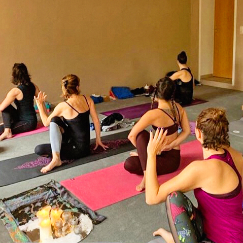 strandhotel vier jahreszeiten yoga 1